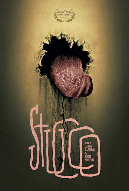 Stucco (2019 short film) poster - not getting that deposit back