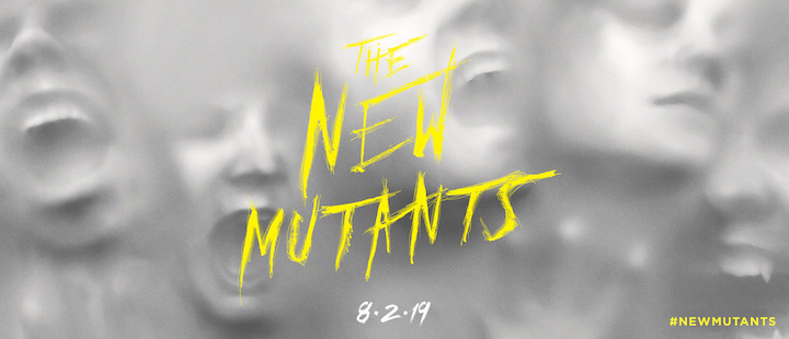 THE NEW MUTANTS 2019 movie poster