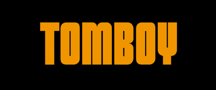 TOMBOY (2020) title screen