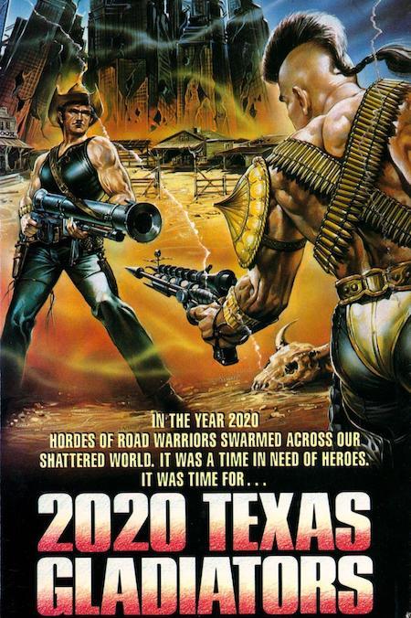 2020 TEXAS GLADIATORS movie poster