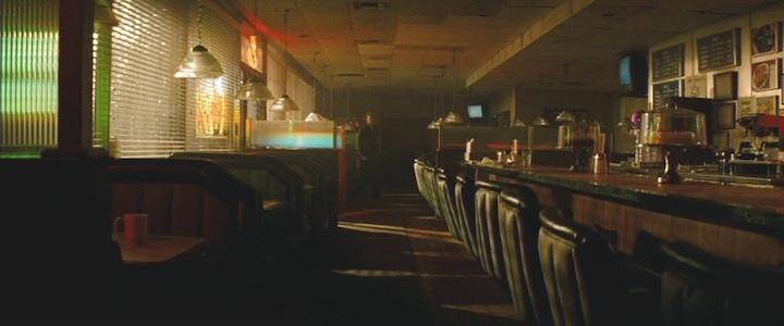 A NIGHTMARE ON ELM STREET (2010) remake Kellan Lutz in the diner