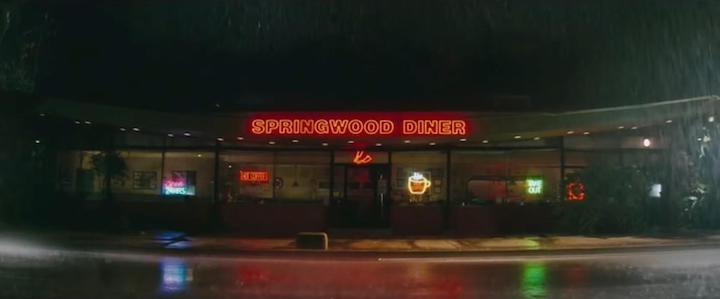 A NIGHTMARE ON ELM STREET (2010) remake Springwood Diner