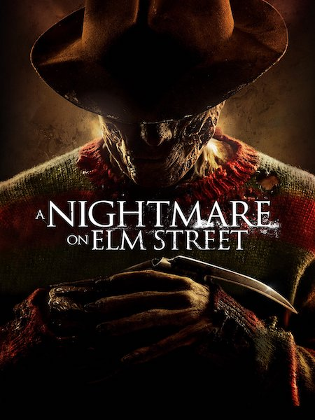 A NIGHTMARE ON ELM STREET (2010) remake movie poster