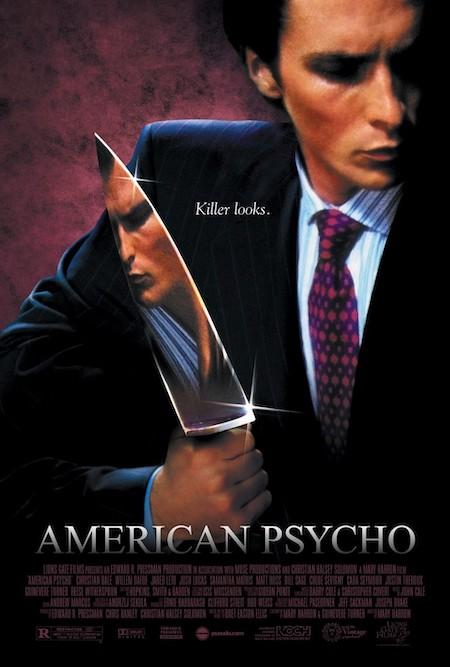 AMERICAN PSYCHO (2000) movie poster