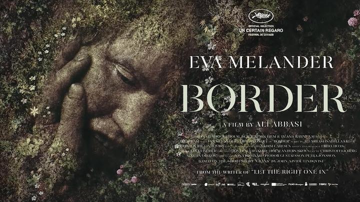 BORDER (2018) movie poster