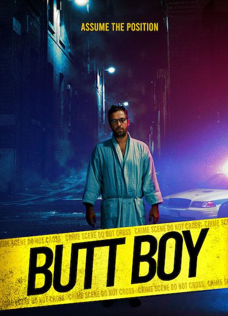 BUTT BOY (2019) movie poster