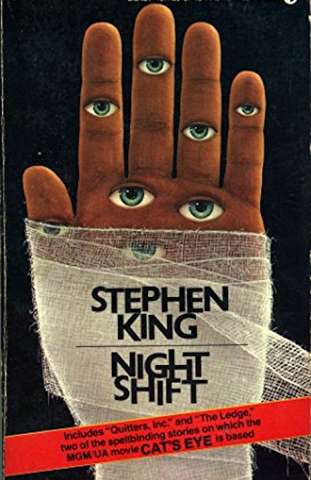CAT'S EYE (1985) Night Shift is where two of the stories can be found in print