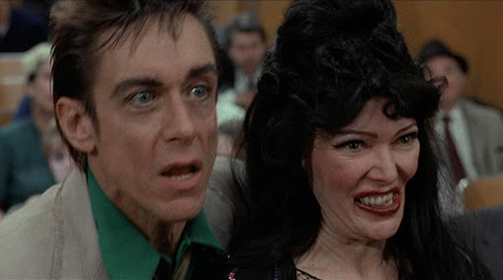 CRY-BABY (1990) Iggy Pop and Susan Tyrrell