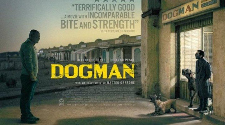 DOGMAN (2018) movie poster