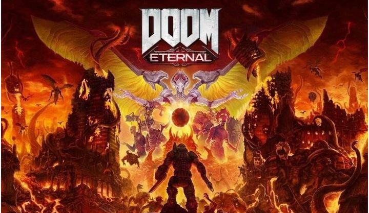 [Joysticks] 'Doom Eternal' review: Heaven in Isolation, Hell on Earth