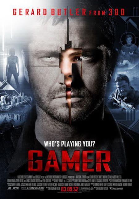 GAMER (2009) movie poster