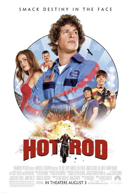 HOT ROD (2007) movie poster