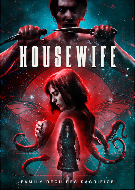 HOUSEWIFE (2018) movie poster