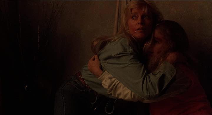 LISA (1990) Cheryl Ladd protects Staci Keanan