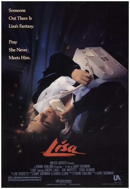 LISA (1990) Movie Poster