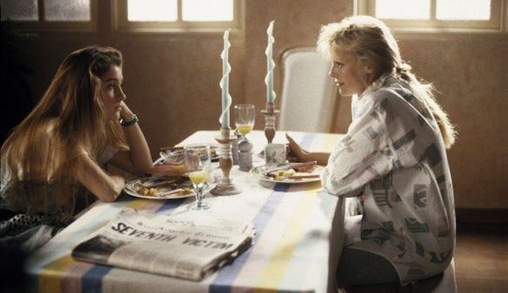 LISA (1990) Staci Keanan and Cheryl Ladd girl talk
