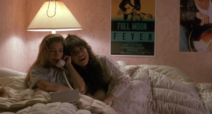 LISA (1990) Staci Keanan and Tanya Fenmore girl talk