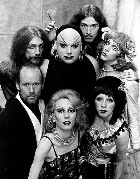 MULTIPLE MANIACS (1970) Divine Cock