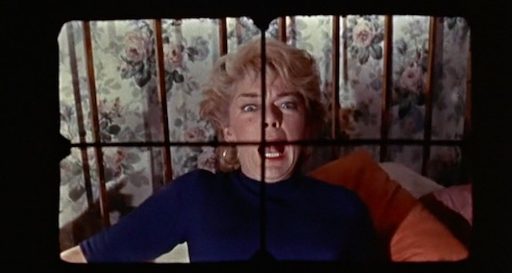PEEPING TOM (1960) found footage films are spotty at best