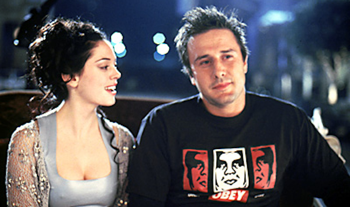 READY TO RUMBLE (2000) Rose McGowan and David Arquette