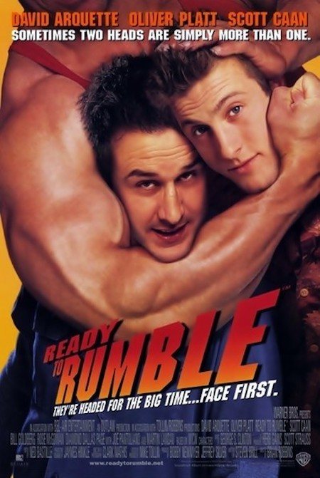 READY TO RUMBLE (2000) movie poster
