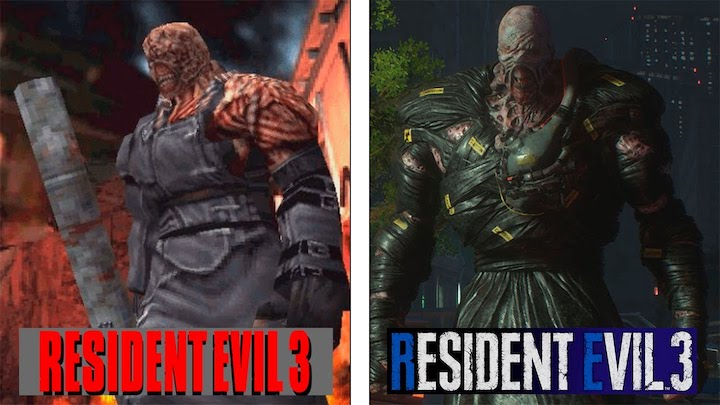 Resident Evil 3 a tale of two Nemeses