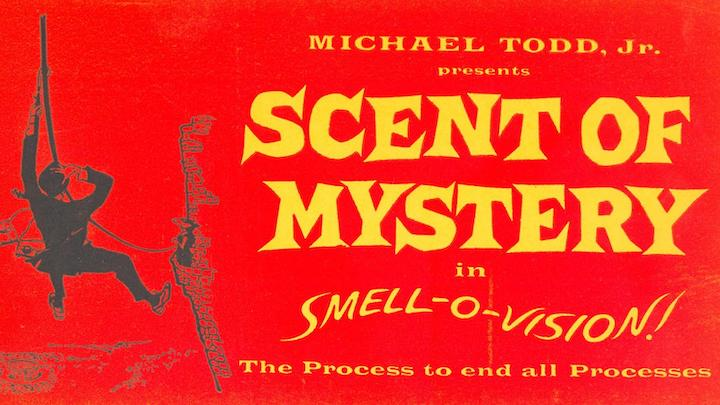 SCENT OF MYSTERY in Smell-O-Vision