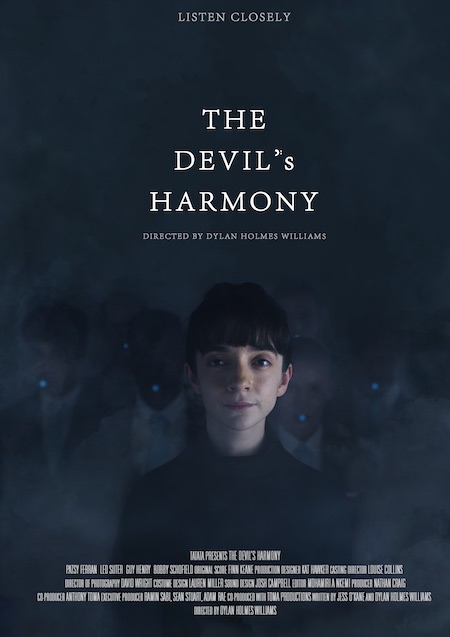 THE DEVIL'S HARMONY (2019 short film) poster