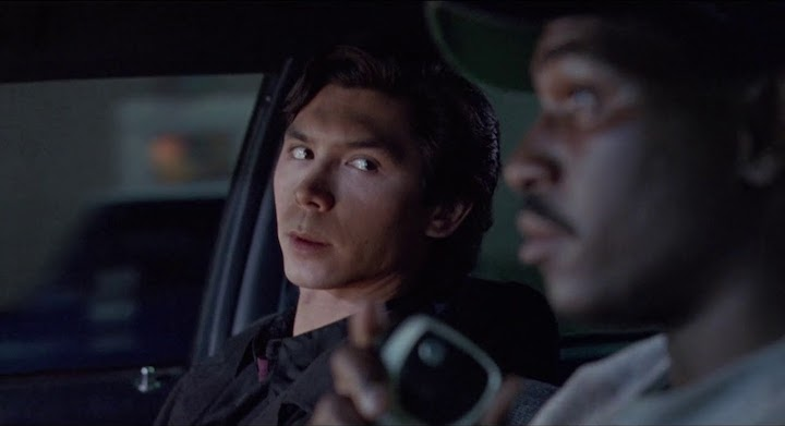 THE FIRST POWER (1990) Lou Diamond Phillips and Mykelti Williamson
