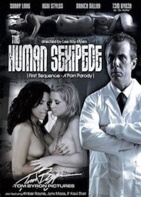 THE HUMAN SEXIPEDE (2010) movie poster