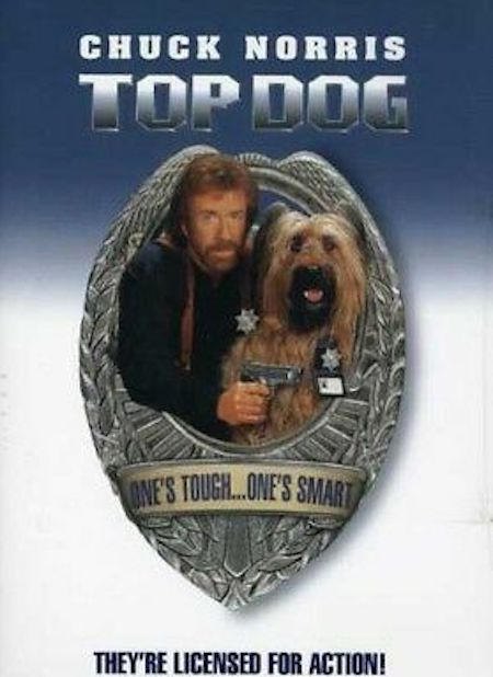TOP DOG (1995) Poster A
