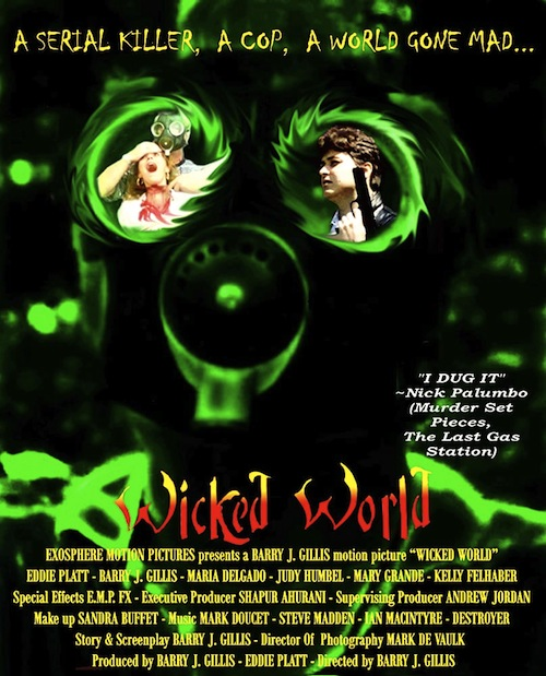 WICKED WORLD Poster