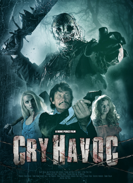 CRY HAVOC (2020) Movie Poster