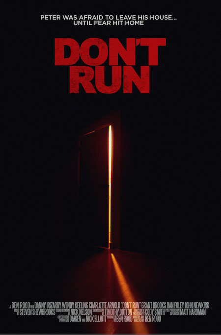 DON'T RUN (2019) movie poster