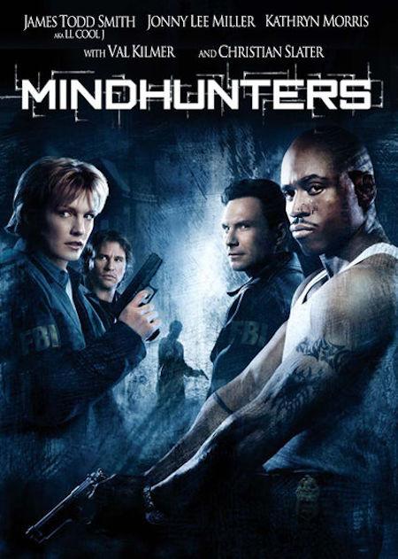 MINDHUNTERS (2005) movie poster