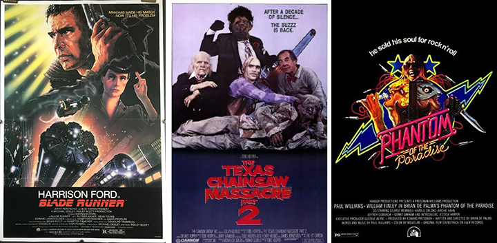 Movie Posters For Films That Have Been Reappraised Positively Since Release