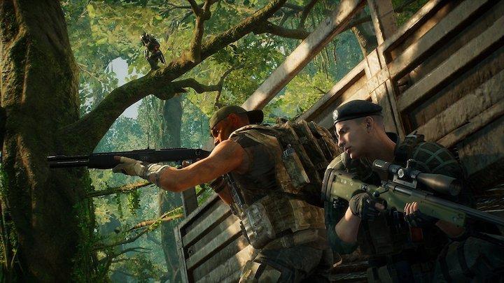 Predator: Hunting Grounds (2020) Fireteam