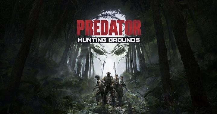 Predator: Hunting Grounds video game cover