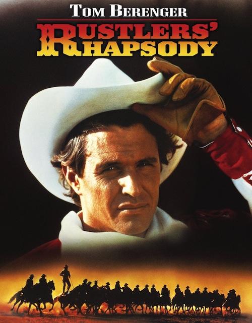 RUSTLERS' RHAPSODY - Poster