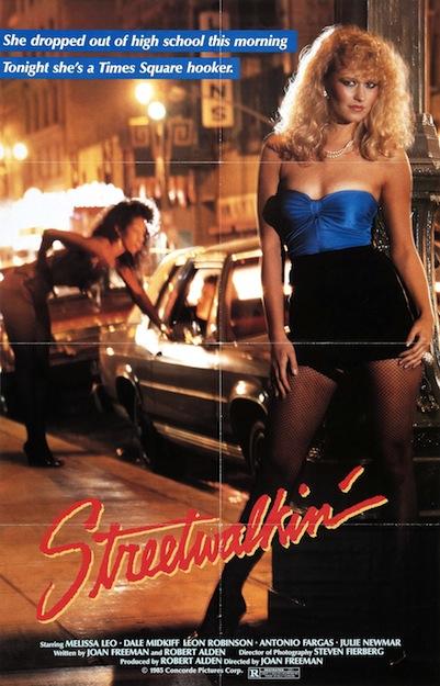 STREETWALKIN' - Poster