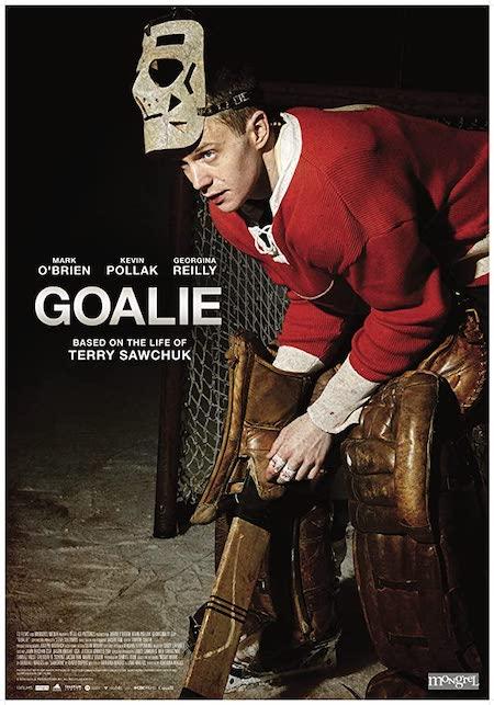 GOALIE (2019) movie poster