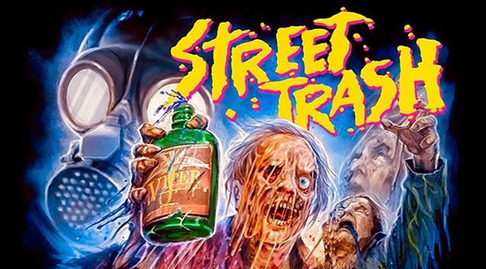 [DRESSED TO KILL] CAVITY COLORS' STREET TRASH COLLECTION