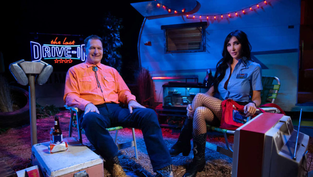 MUTANT FAMILY VALUES: JOE BOB BRIGGS AND KEEPING 'THE LAST DRIVE-IN' ALIVE