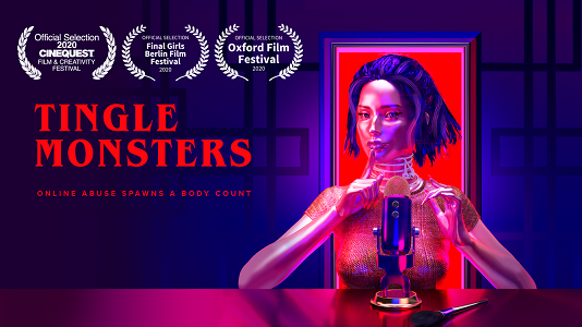 ASMR HORROR SHORT FILM 'TINGLE MONSTERS' MAKES YOU PART OF THE PERFORMANCE