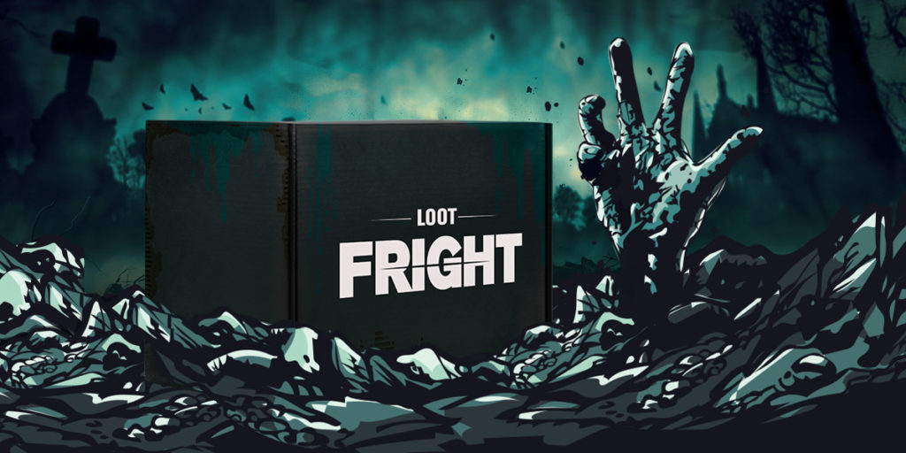 UNBOXING LOOT FRIGHT'S POSSESSIONS COLLECTION