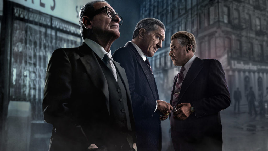 [NOW ON BLU-RAY FROM THE CRITERION COLLECTION] 'THE IRISHMAN' (2019)