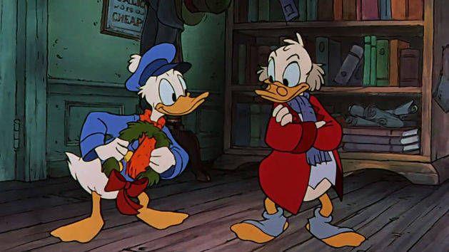 [TWELVE DAYS OF 'A CHRISTMAS CAROL'] DAY THREE — MICKEY'S CHRISTMAS CAROL (1983)