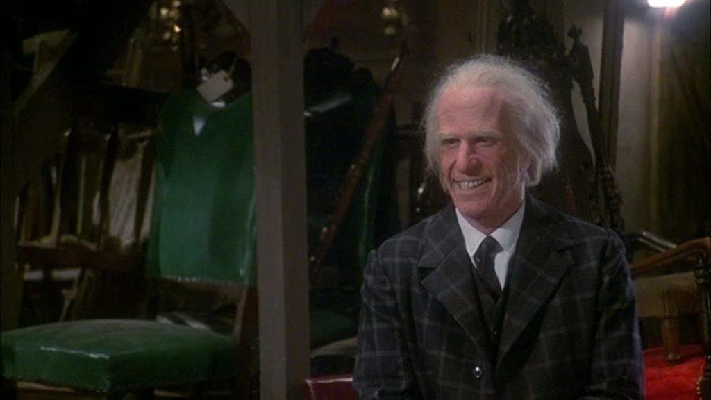 [TWELVE DAYS OF 'A CHRISTMAS CAROL'] DAY TWO — AN AMERICAN CHRISTMAS CAROL (1979)