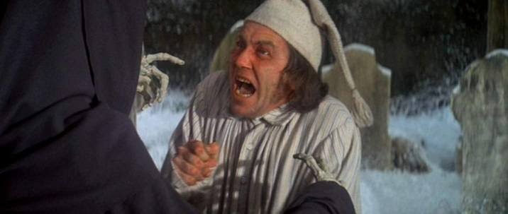 [TWELVE DAYS OF 'A CHRISTMAS CAROL'] DAY EIGHT — SCROOGE (1970)