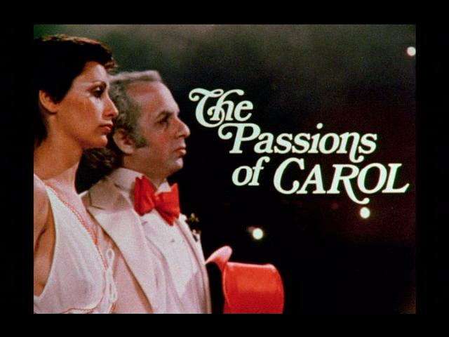 [TWELVE DAYS OF 'A CHRISTMAS CAROL'] DAY SIX — THE PASSIONS OF CAROL (1975)